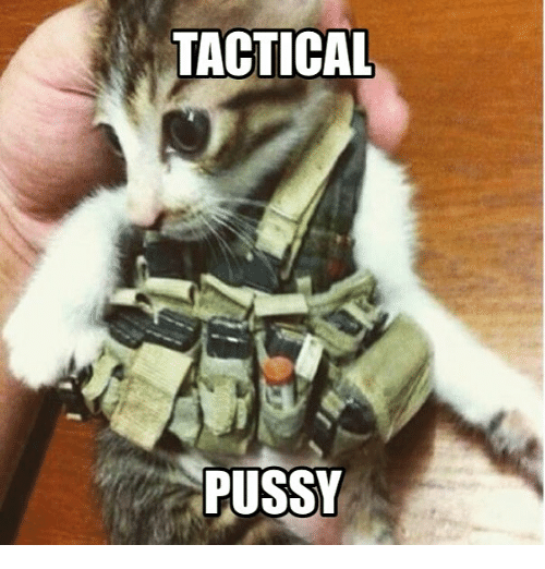 Tactical Pussy