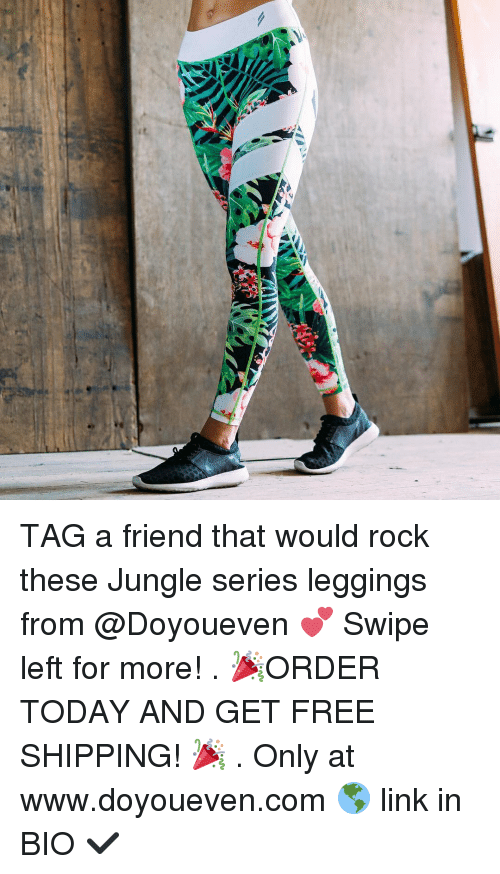 3ab5a83bf53f5 Gym, Links, and Rock: TAG a friend that would rock these Jungle series