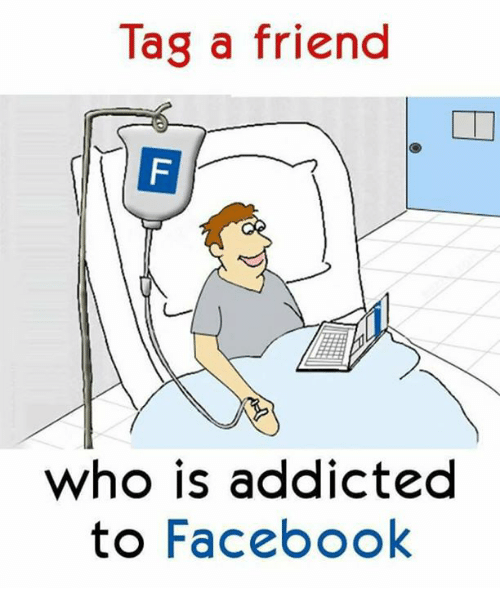 tag a friend who is addicted to facebook 28254554 tag a friend who is addicted to facebook facebook meme on me me