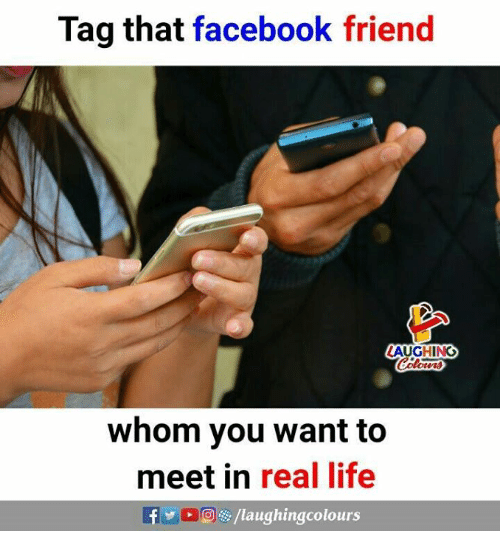tag 25 friends you meet