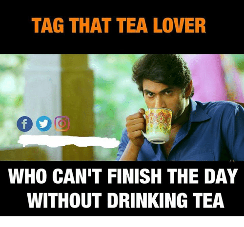 13 Memes for Tea Drinkers - Journal - ohmyjournal.com