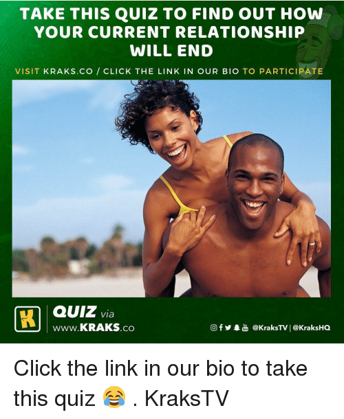 How to know when to end a relationship quiz