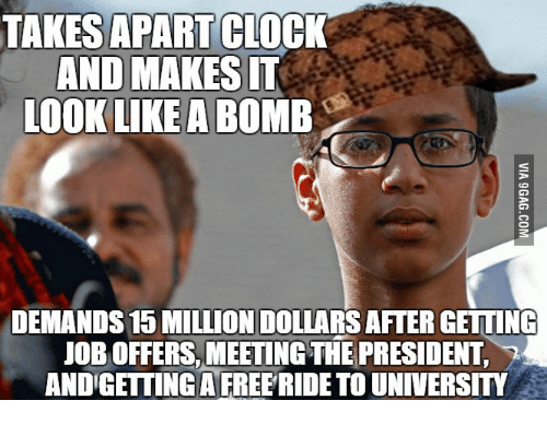 takes apartclock and makes it look like a bomb demands 17867496 takes apartclock and makes it look like a bomb demands 15
