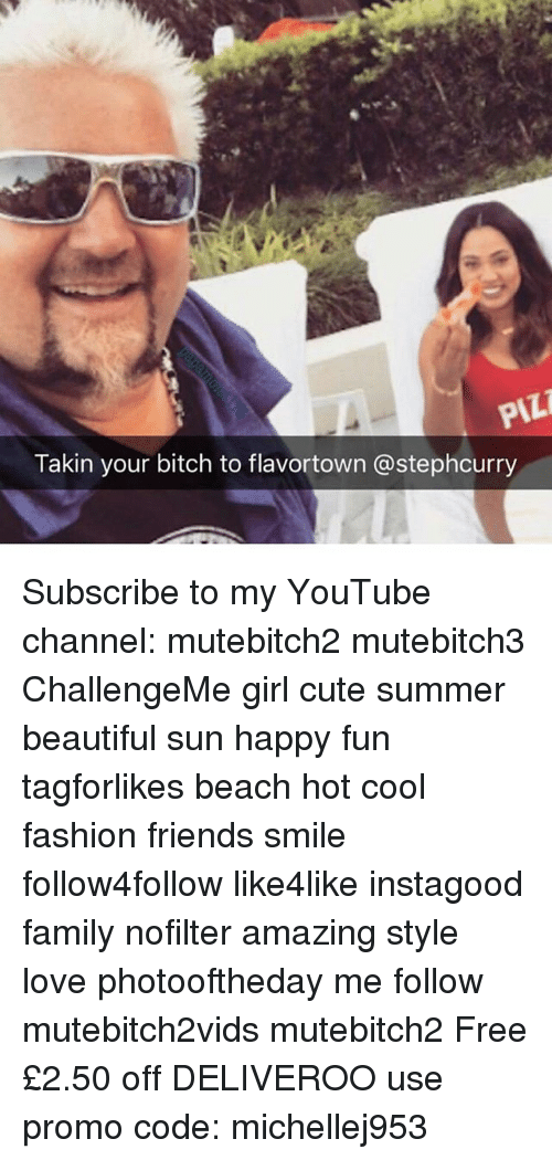 ed42d5a65293 Takin Your Bitch to Flavortown Subscribe to My YouTube Channel ...