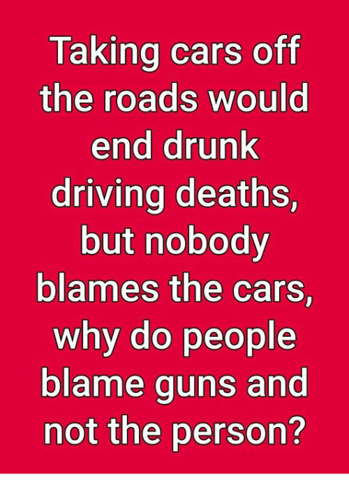 Drunk Driving Deaths >> Taking Cars Off The Roads Would End Drunk Driving Deaths But