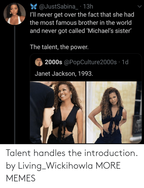 Dank, Memes, and Target: Talent handles the introduction. by Living_Wickihowla MORE MEMES