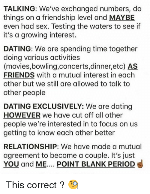 Spend hours have sex friends talking