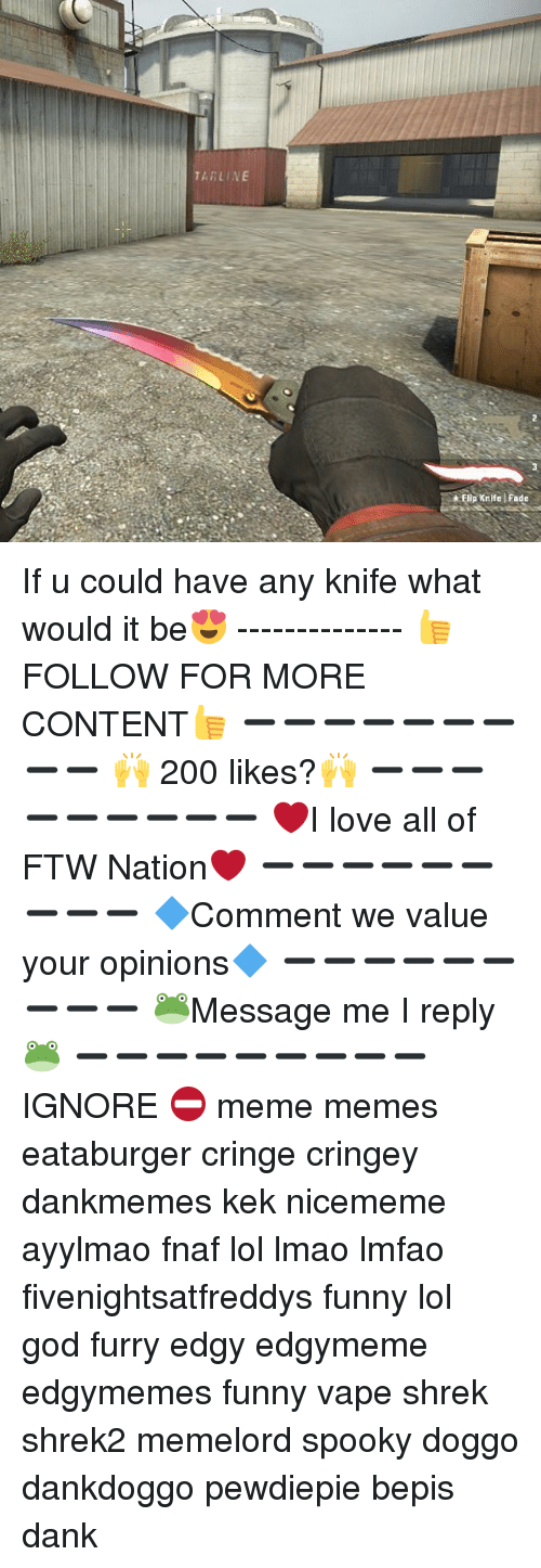 Search knife Memes on SIZZLE