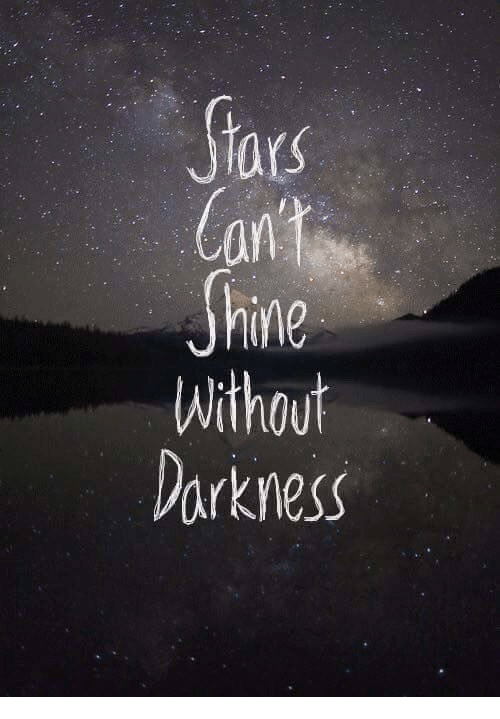 Can, Tars, and Without: tars  Can  Me  Without  arkness
