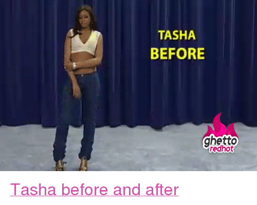 """Ghetto, Http, and Red: TASHA  BEFORE  ghetto  edhot <p class=""""tumblrize-linkback""""><a href=""""http://www.ghettoredhot.com/tasha-before-and-after/"""" title=""""Go to original post at Ghetto Red Hot"""" rel=""""bookmark"""">Tasha before and after</a></p>"""