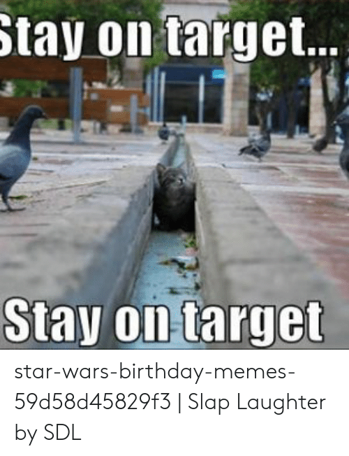 Birthday Memes And Star Wars Tay On Target Stay