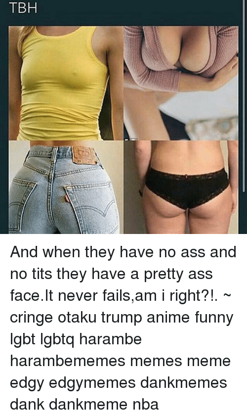 Opinion Tit and ass pity