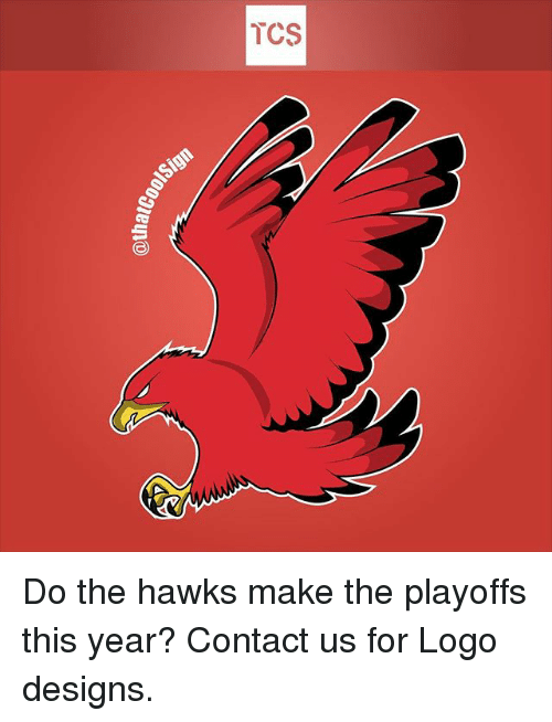TCS Do the Hawks Make the Playoffs This Year? Contact Us for