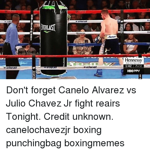 Boxing Tonight Ppv