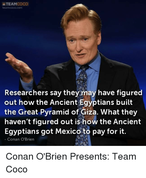 teamcoco teamcococom researchers say they may have figured out how