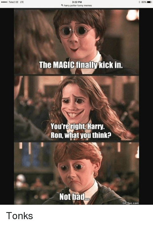 potter funny Harry