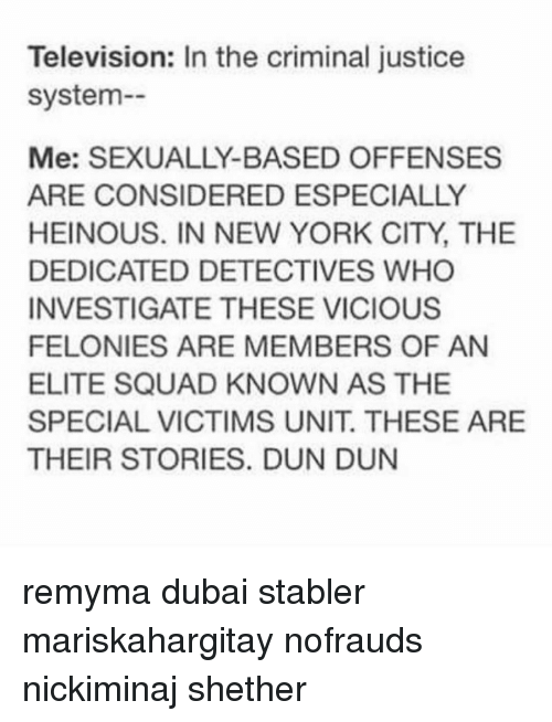 Sexually based offenses are considered especially anus