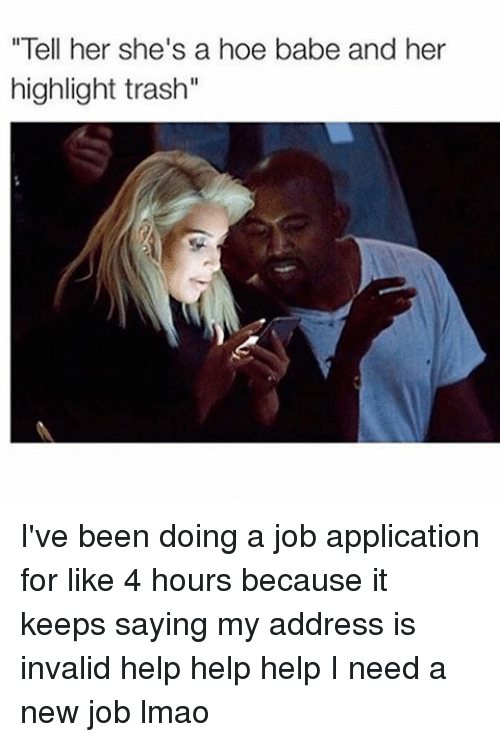 Applications teen job