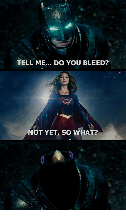 25+ Best Memes About Do You Bleed | Do You Bleed Memes