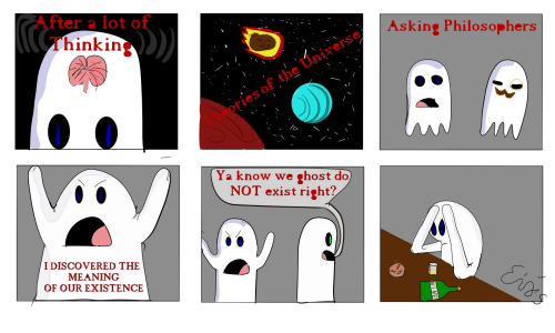 Ter a Lot O Hinkin Asking Philosophers a Know We Ghost Do NOT