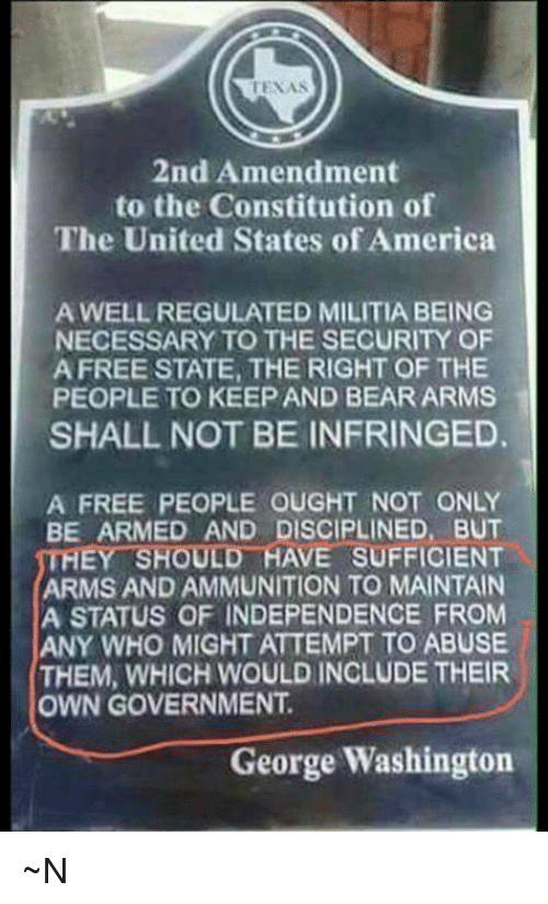 the necessity of guns and the second amendment in the united states Kids learn about the second amendment of the united states constitution including why it was important, what bear arms means, gun laws, militias, and interesting facts us government for.