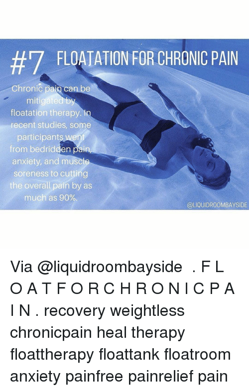th7 floatation for chronic pain chronic pain can be mitigate 15014748 ✅ 25 best memes about muscle soreness muscle soreness memes,Memes About Chronic Pain