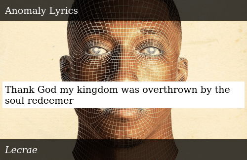 Thank God My Kingdom Was Overthrown by the Soul Redeemer