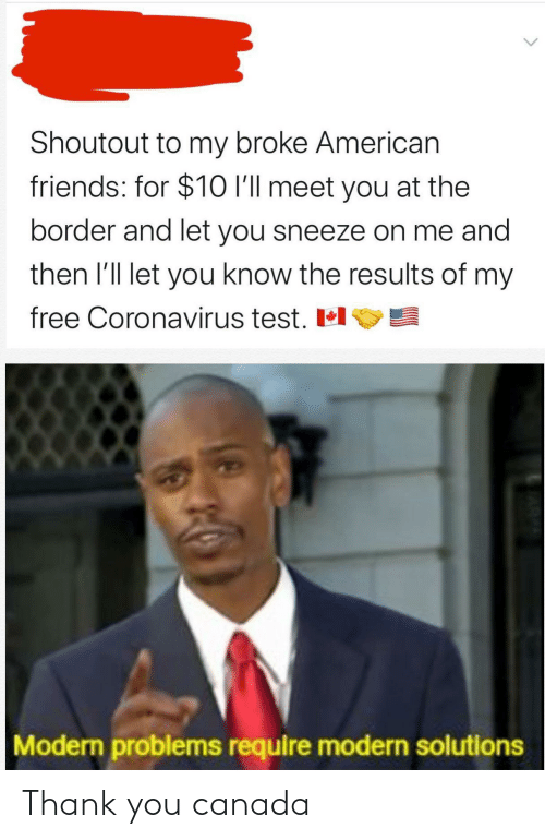 Thank You, Canada, and You: Thank you canada