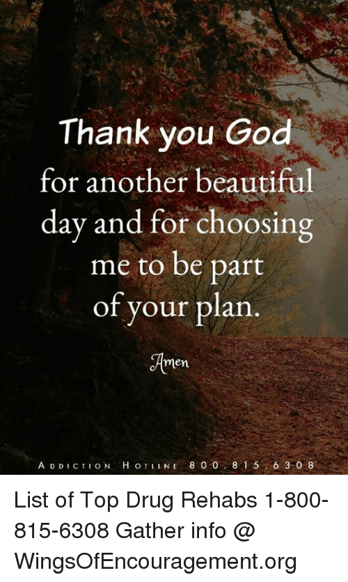 Thank You God for Another Beautiful Day and for Choosing Me to Be Part of Your Plan Men a D ...