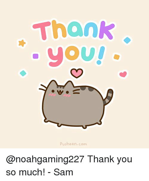 Thank You So Much Funny Meme : Funny pusheen memes of on me pusheens