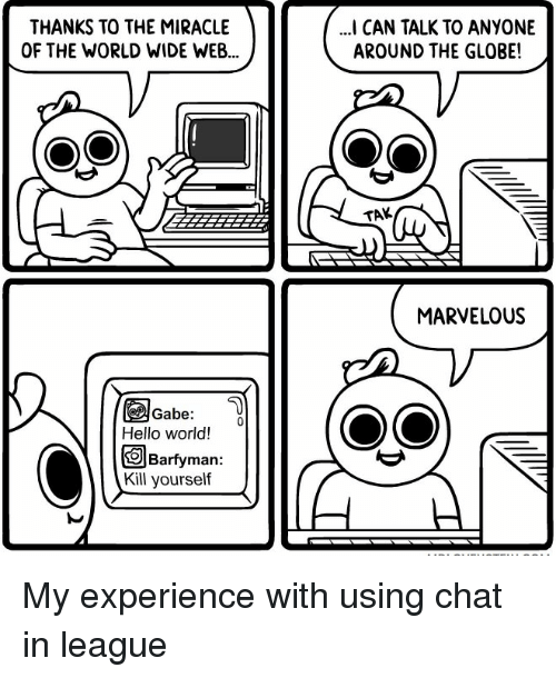 Chat With Anyone Around The World
