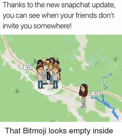 how to look up friends on snapchat map