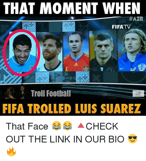Luis Suarez Not Our C Any More: 25+ Best Memes About Fifa