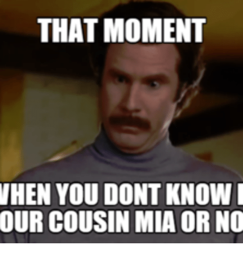Funny Memes For Cousins : Cousin memes related keywords long tail
