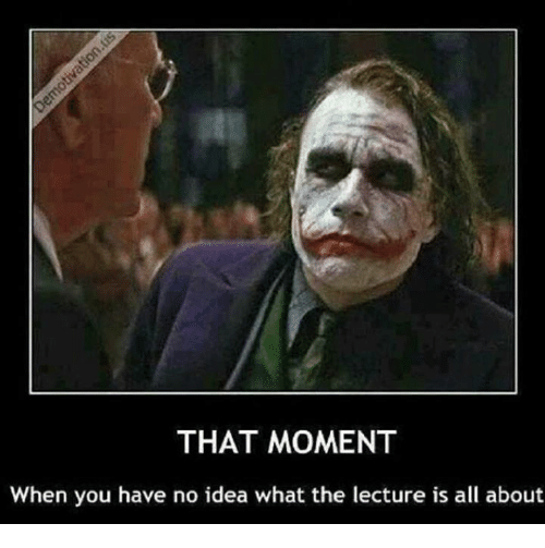 That moment when you have no idea what the lecture is all about engineering idea and ideas that moment when you have no idea what the thecheapjerseys Gallery