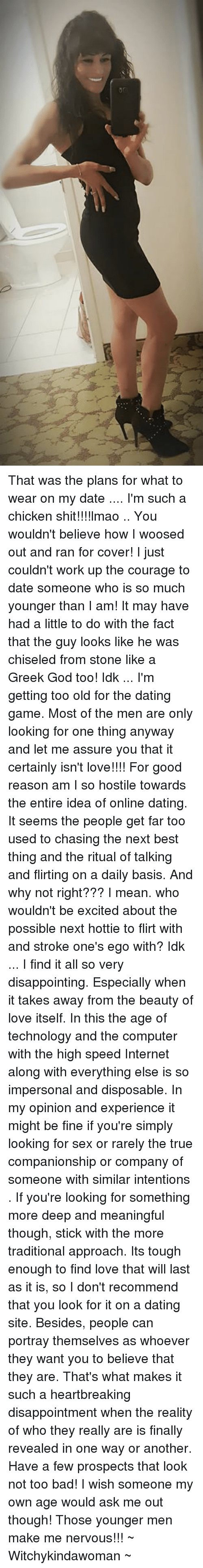 How old do you have to be to start dating
