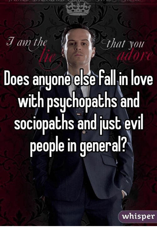 Sociopath dating funny or die