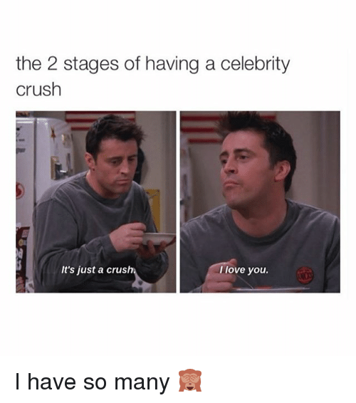 how to stop having a crush