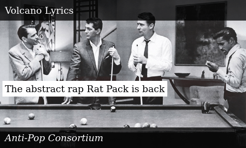 The Abstract Rap Rat Pack Is Back Donald Trump Meme On Meme