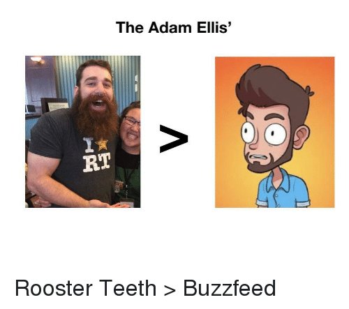 the adam ellis rt buzzfeed meme on