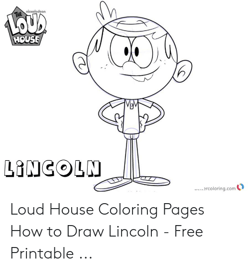 Abraham Lincoln Coloring Pages Printable - Coloring Home | 541x500