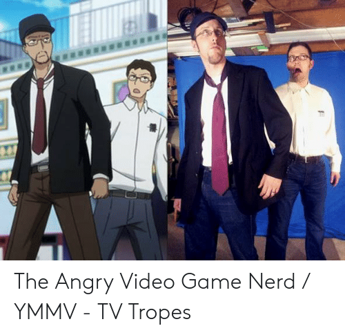 Download Angry Video Game Nerd Tv Tropes  JPG