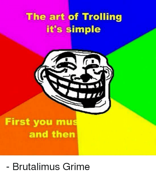 the art of trolling Shop for trolling art from the world's greatest living artists all trolling artwork ships within 48 hours and includes a 30-day money-back guarantee choose your favorite trolling designs and purchase them as wall art, home decor, phone cases, tote bags, and more.
