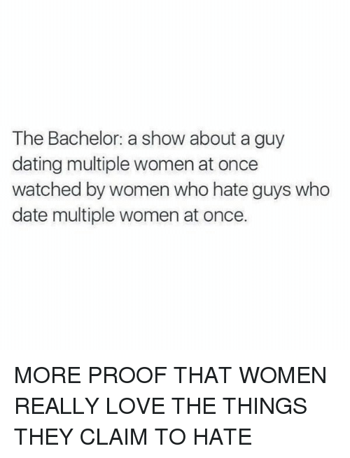 why you should date multiple guys