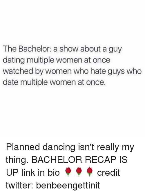 Dating show where girl was a guy