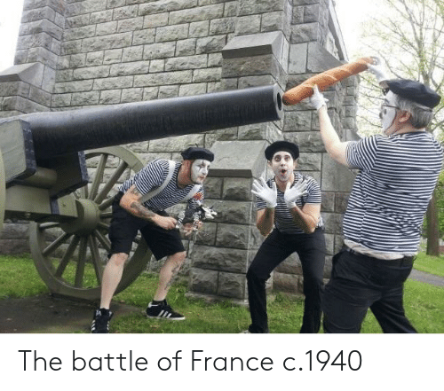 France, Battle, and The: The battle of France c.1940