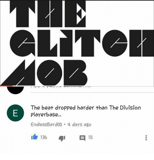 The Beat Dropped Harder Than Gay