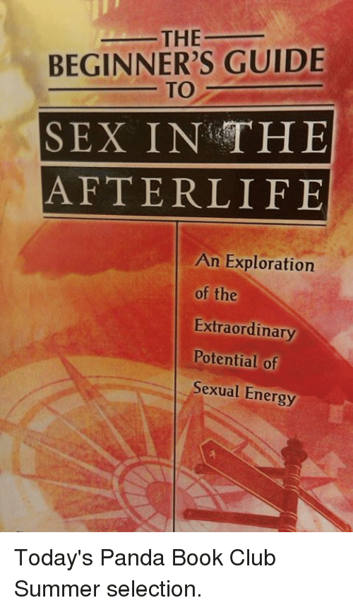 How to sex books for beginners