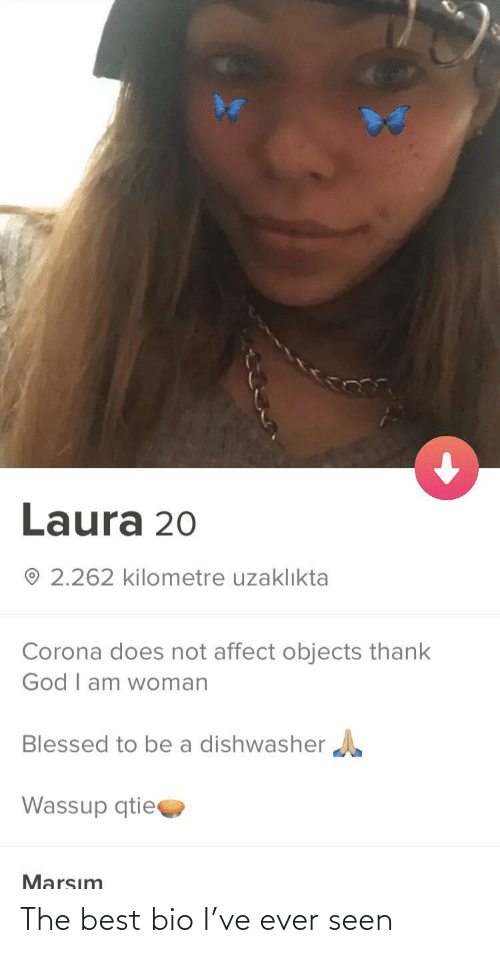 Best, Bio, and The Best: The best bio I've ever seen