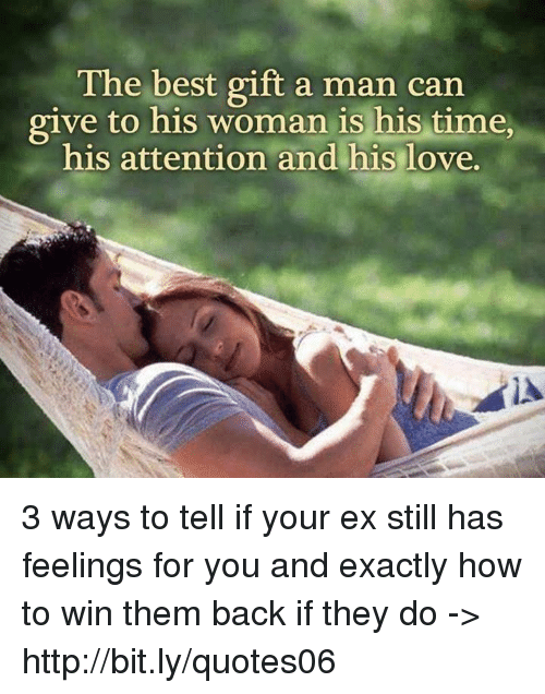 Best gift to get your ex back